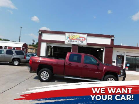 2014 Chevrolet Silverado 2500HD for sale at Pork Chops Truck and Auto in Cheyenne WY