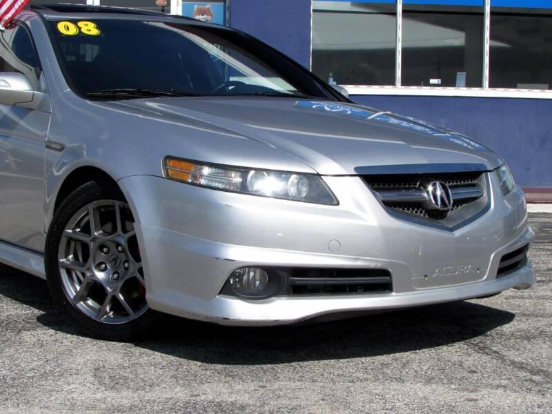 2008 Acura TL for sale at Orlando Auto Connect in Orlando FL
