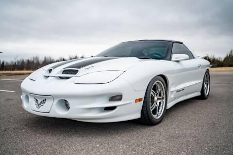 2002 Pontiac Firebird for sale at Exotic Motorsports of Oklahoma in Edmond OK