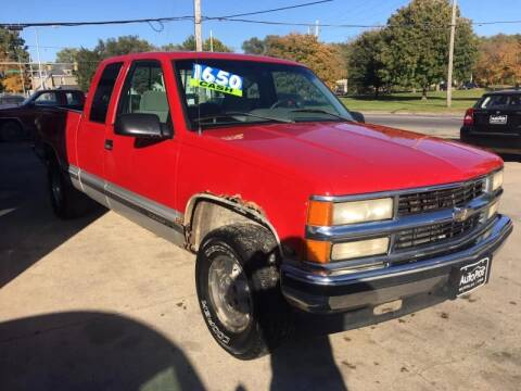 1995 Chevrolet C/K 1500 Series for sale at AutoPros - Waterloo in Waterloo IA