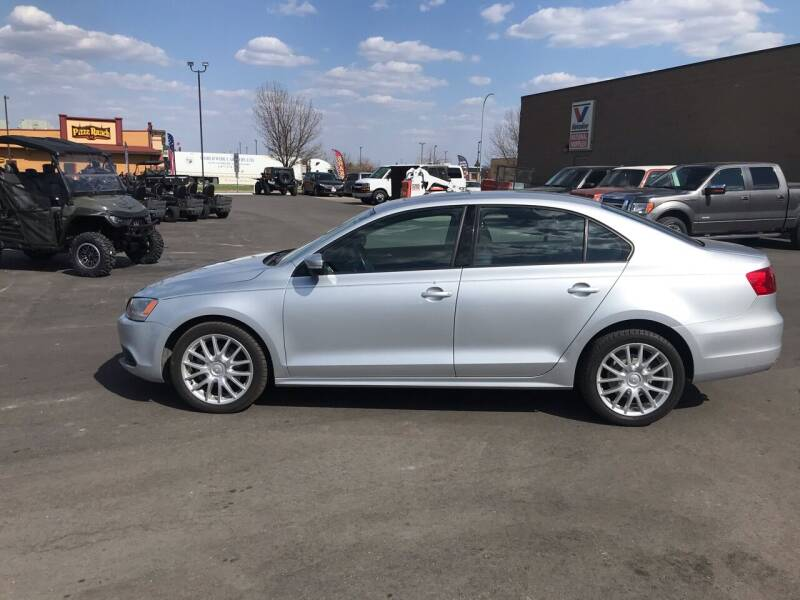 2011 Volkswagen Jetta for sale at Crown Motor Inc in Grand Forks ND