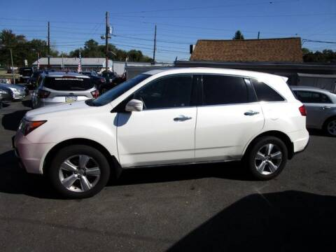 2011 Acura MDX for sale at American Auto Group Now in Maple Shade NJ