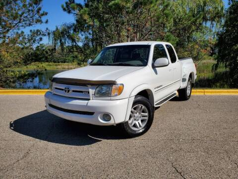 2003 Toyota Tundra for sale at Excalibur Auto Sales in Palatine IL