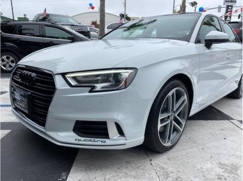 2018 Audi A3 for sale at AutoDeals in Daly City CA