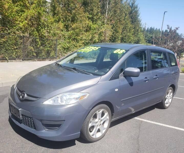2008 Mazda MAZDA5 for sale in Vancouver, WA