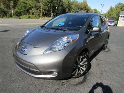 2015 Nissan LEAF for sale at Guarantee Automaxx in Stafford VA