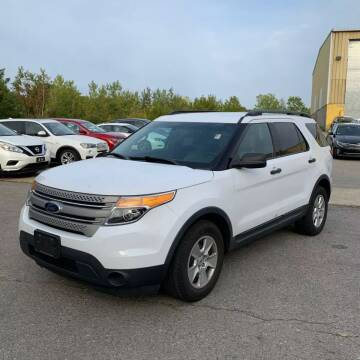 2013 Ford Explorer for sale at JOANKA AUTO SALES in Newark NJ