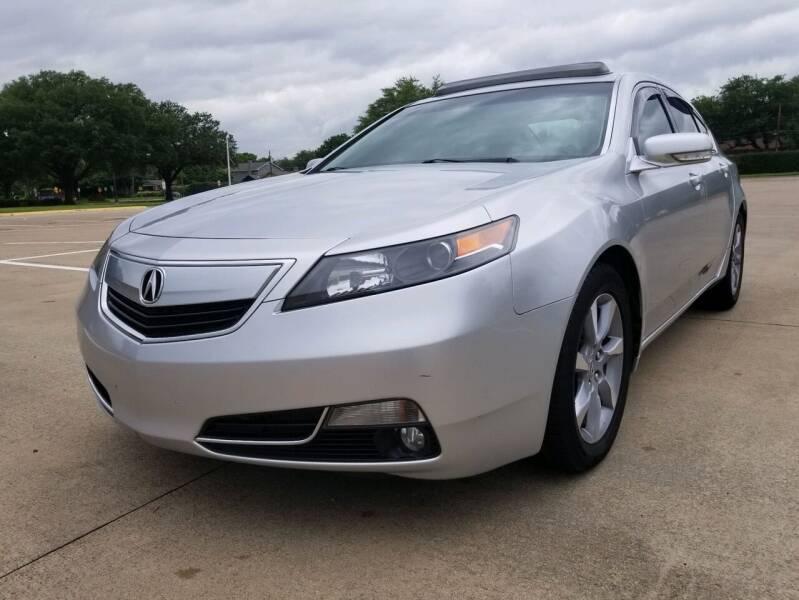 2012 Acura TL for sale in Dallas, TX
