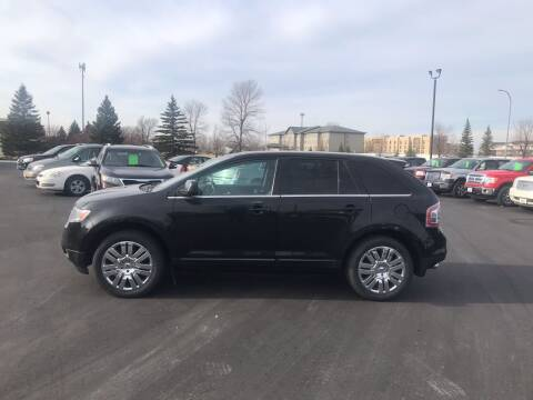 2010 Ford Edge for sale at Crown Motor Inc in Grand Forks ND