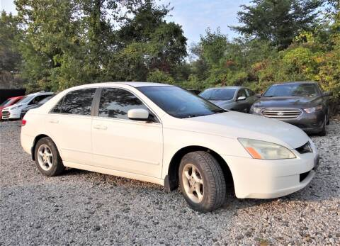 2003 Honda Accord for sale at Premier Auto & Parts in Elyria OH