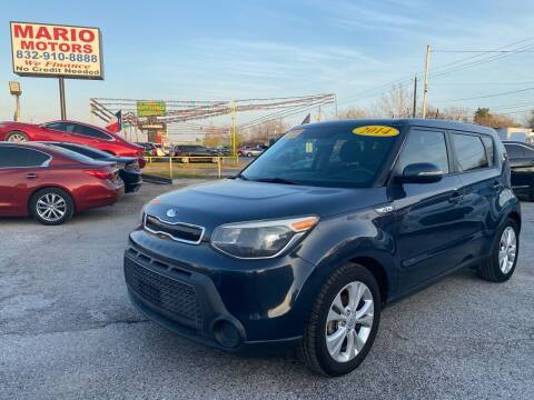 2014 Kia Soul for sale at Mario Motors in South Houston TX
