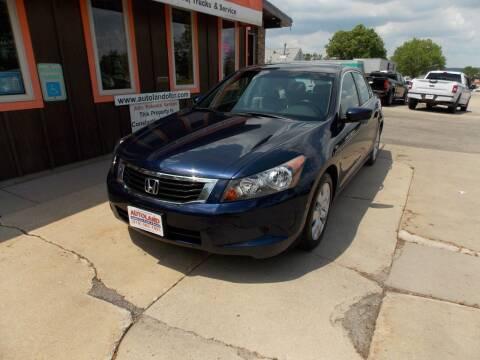 2009 Honda Accord for sale at Autoland in Cedar Rapids IA
