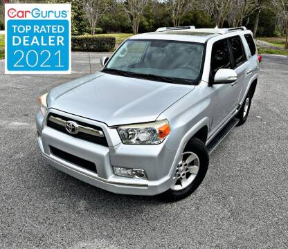2011 Toyota 4Runner for sale at Brothers Auto Sales of Conway in Conway SC