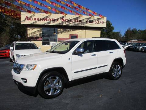 2011 Jeep Grand Cherokee for sale at Automart South in Alabaster AL