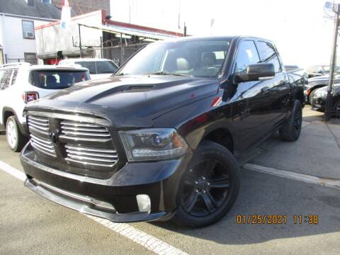 2015 RAM Ram Pickup 1500 for sale at Newark Auto Sports Co. in Newark NJ