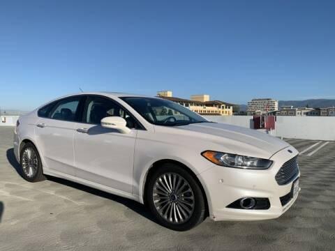 2013 Ford Fusion for sale at PREMIER AUTO GROUP in Santa Clara CA