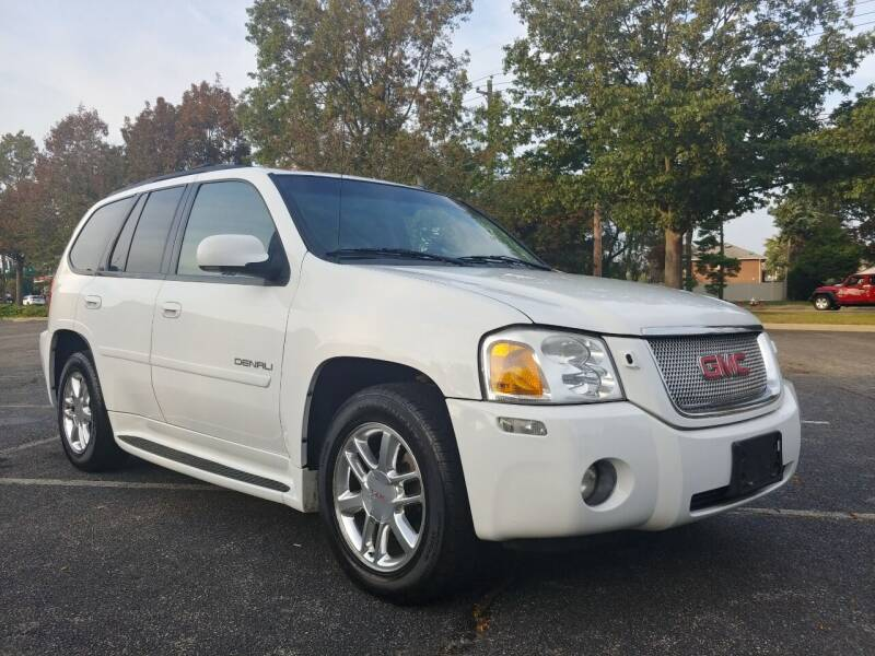 2008 GMC Envoy for sale at Viking Auto Group in Bethpage NY