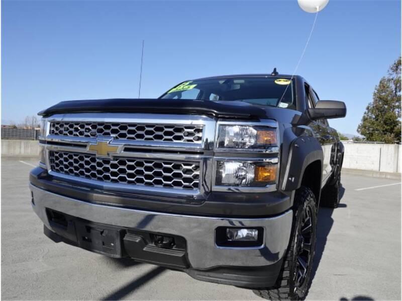 2015 Chevrolet Silverado 1500 for sale at BAY AREA CAR SALES in San Jose CA