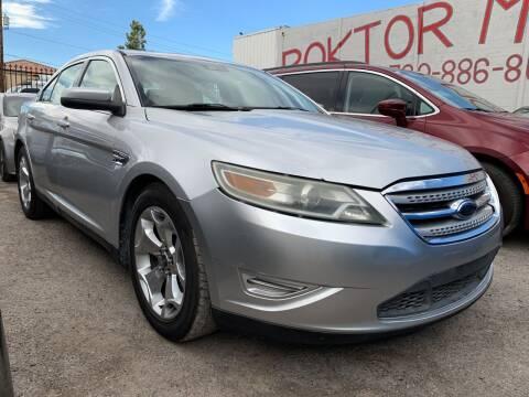 2010 Ford Taurus for sale at Boktor Motors in Las Vegas NV