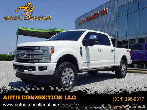 2018 Ford F-250 Super Duty for sale at AUTO CONNECTION LLC in Montgomery AL