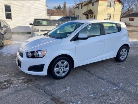 2016 Chevrolet Sonic for sale at Affordable Motors in Jamestown ND
