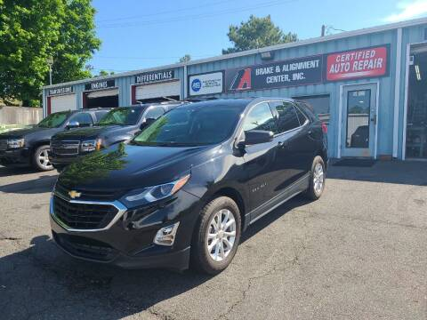 2018 Chevrolet Equinox for sale at B & A Automotive Sales in Charlotte NC