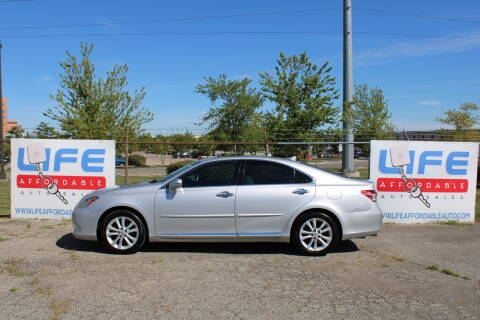 2010 Lexus ES 350 for sale at LIFE AFFORDABLE AUTO SALES in Columbus OH