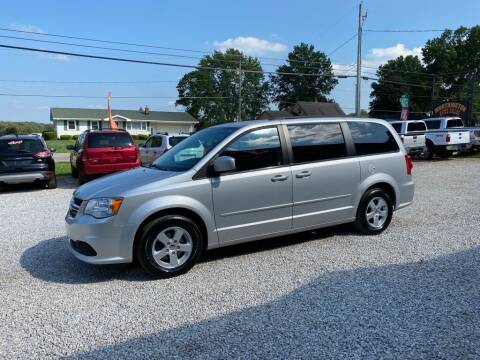 2012 Dodge Grand Caravan for sale at Worthington Auto Sales in Wooster OH