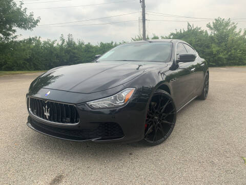 2015 Maserati Ghibli for sale at Craven Cars in Louisville KY