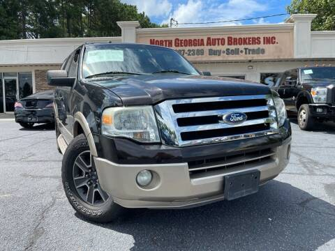 2013 Ford Expedition for sale at North Georgia Auto Brokers in Snellville GA