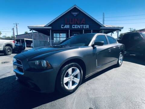 2014 Dodge Charger for sale at LUNA CAR CENTER in San Antonio TX