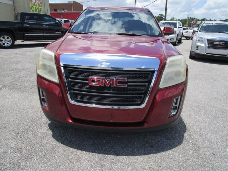 2011 GMC Terrain for sale at Downtown Motors in Milton FL