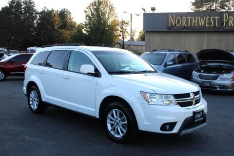 2015 Dodge Journey for sale at Northwest Premier Auto Sales in West Richland WA