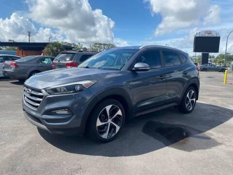 2016 Hyundai Tucson for sale at Real Car Sales in Orlando FL