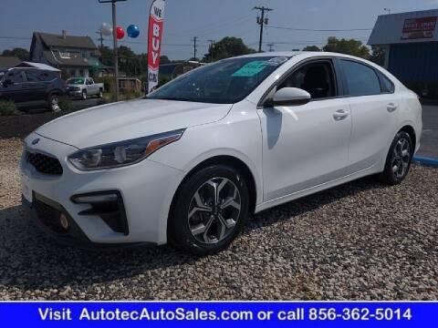 2020 Kia Forte for sale at Autotec Auto Sales in Vineland NJ
