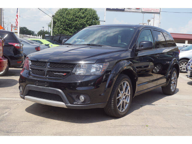 2016 Dodge Journey for sale at Credit Connection Sales in Fort Worth TX