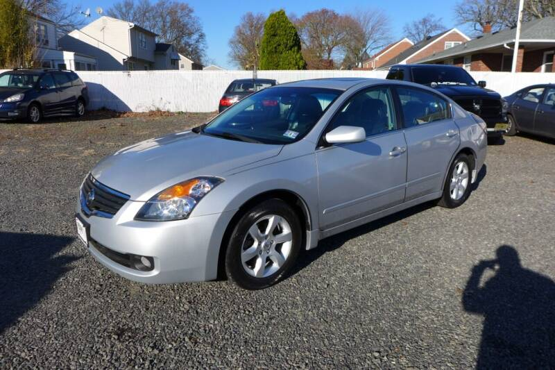 2008 Nissan Altima for sale at FBN Auto Sales & Service in Highland Park NJ
