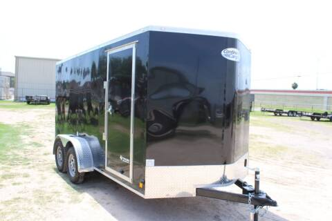 2020 Continental Cargo Enclosed  for sale at J IV Trailers in Donna TX