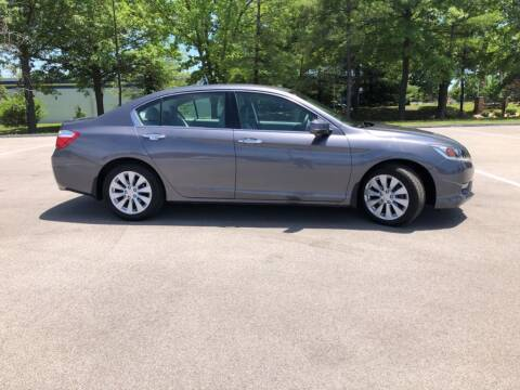 2015 Honda Accord for sale at St. Louis Used Cars in Ellisville MO