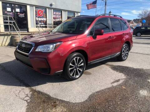 2017 Subaru Forester for sale at Bagwell Motors in Lowell AR