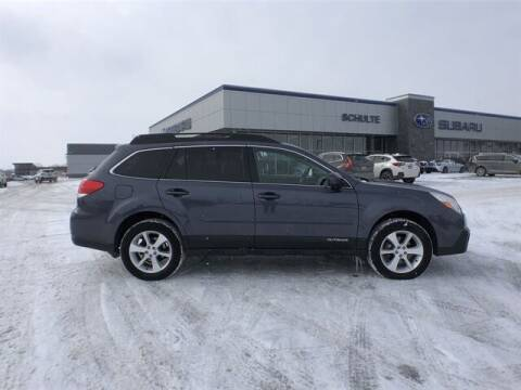 2014 Subaru Outback for sale at Schulte Subaru in Sioux Falls SD