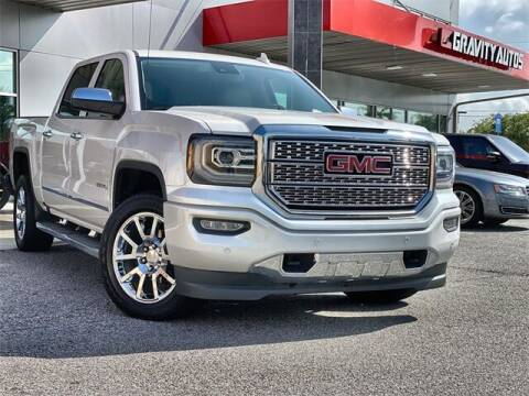 2017 GMC Sierra 1500 for sale at Gravity Autos Roswell in Roswell GA