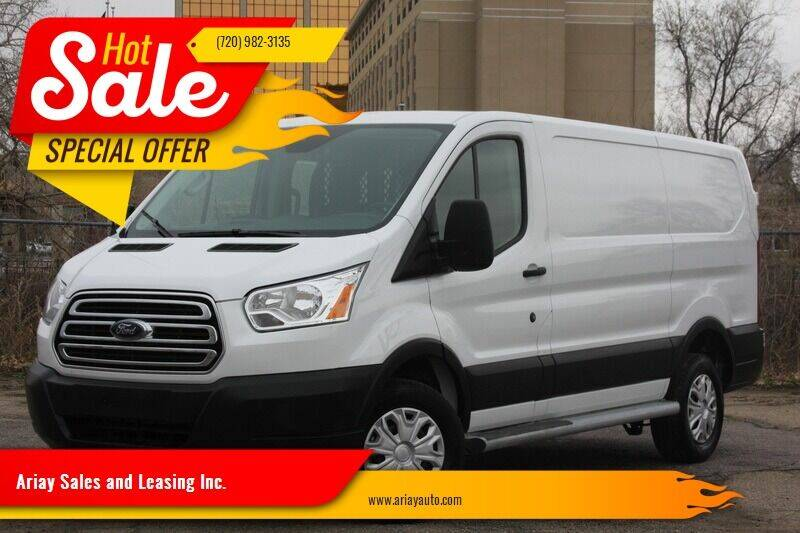 2019 Ford Transit Cargo for sale at Ariay Sales and Leasing Inc. in Denver CO