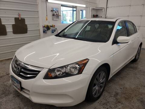 2011 Honda Accord for sale at Jem Auto Sales in Anoka MN