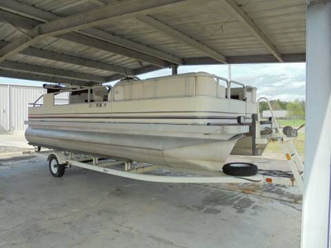 2002 TAHOE  PONTOON for sale at US PAWN AND LOAN in Austin AR