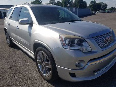 2011 GMC Acadia for sale at Affordable Auto Sales & Service in Berkeley Springs WV