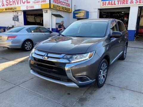 2017 Mitsubishi Outlander for sale at US Auto Network in Staten Island NY