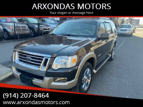 2006 Ford Explorer for sale at ARXONDAS MOTORS in Yonkers NY