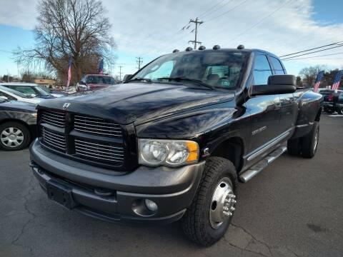 2004 Dodge Ram Pickup 3500 for sale at P J McCafferty Inc in Langhorne PA