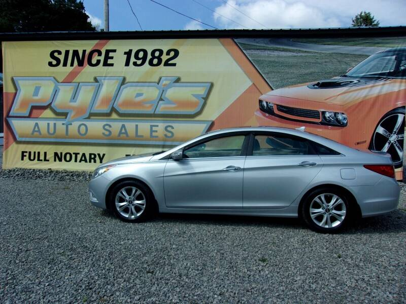 2011 Hyundai Sonata for sale at Pyles Auto Sales in Kittanning PA